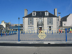 Stornoway Port Authority - Amity House, Stornoway