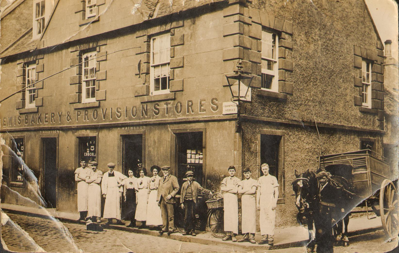 Lewis Bakery