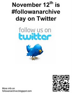follow an archive poster