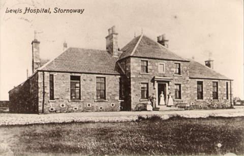Lewis Hospital