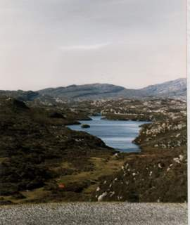 View from Ben Donne, Lewis