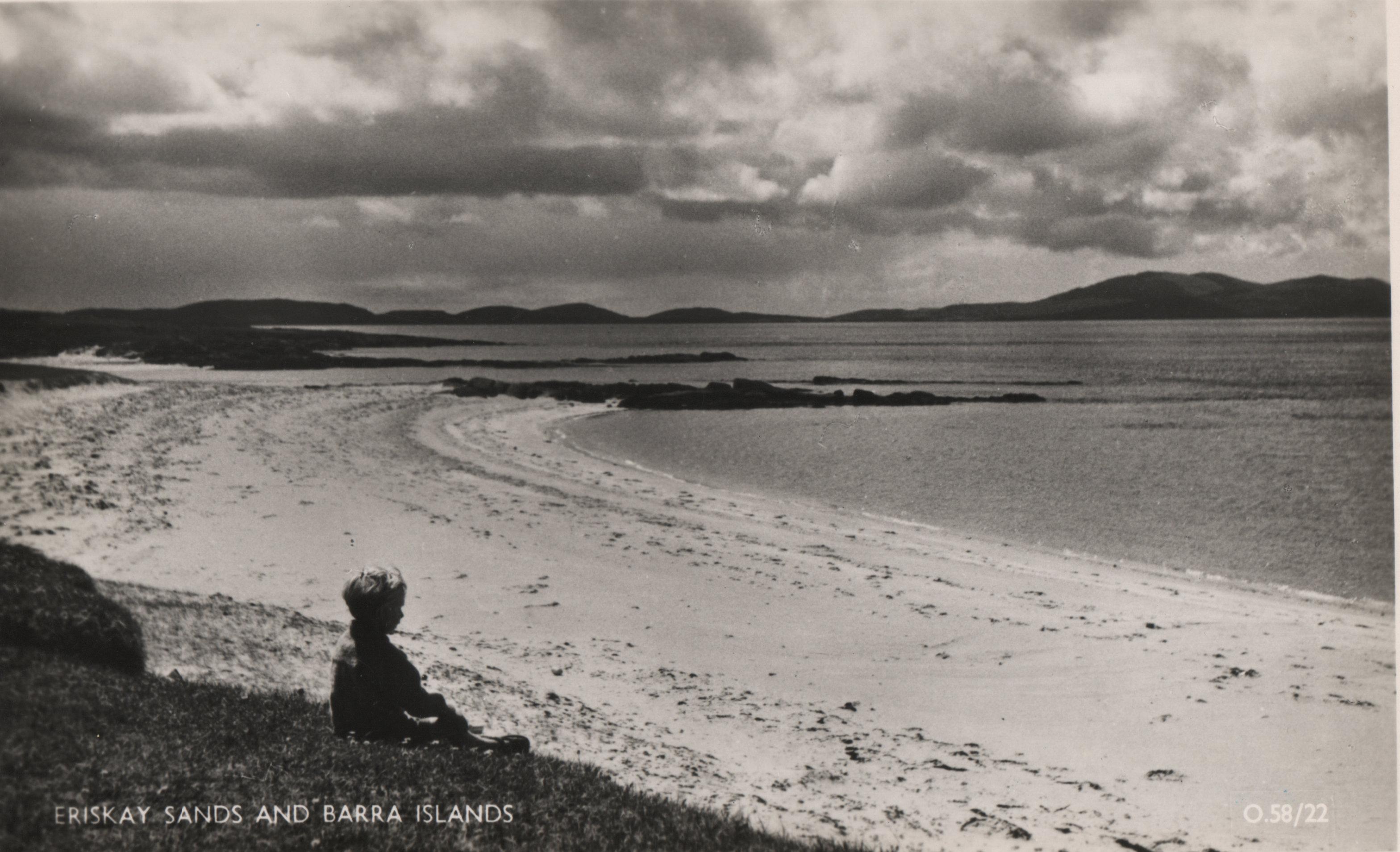 Eriskay sands and Barra Islands