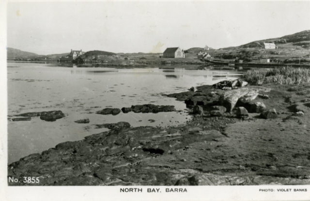 View of Northbay, Barra