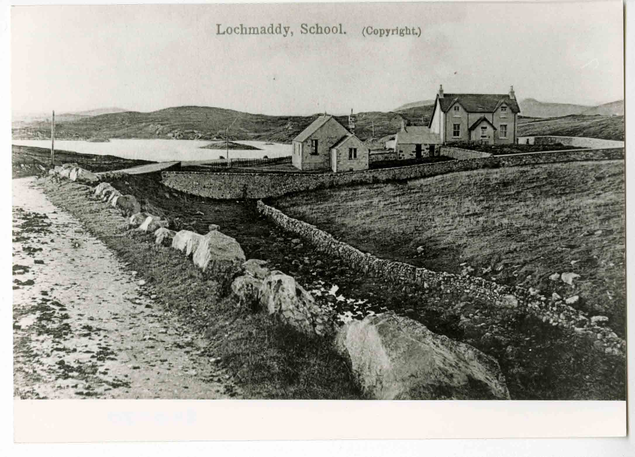 Lochmaddy School