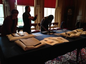 Trainees at Royal College of Surgeons Archive
